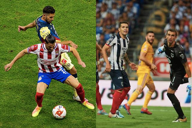 Clásico Nacional vs Clásico Regio