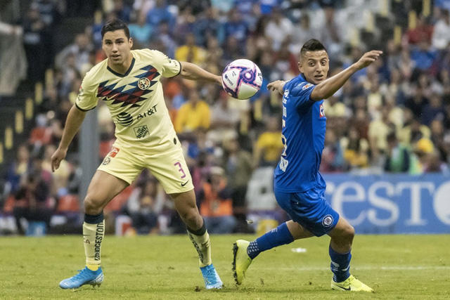 América vs Cruz Azul