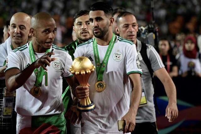 Argelia será el tercer rival del Tri en 2020