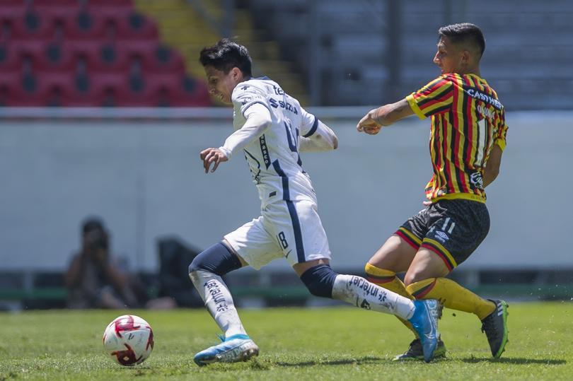 Un golazo de Pumas Tabasco en la Liga Expansión.
