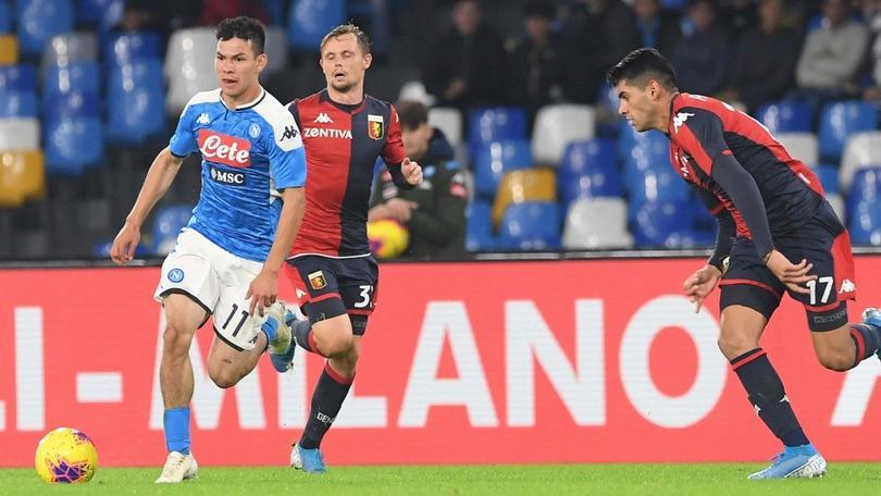 El Genoa anuncia 14 positivos en Covid-19.