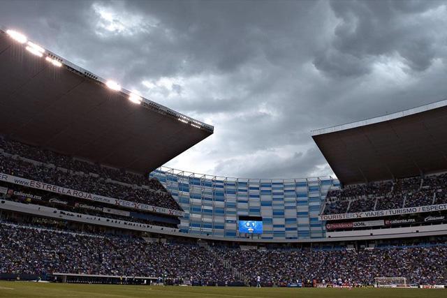 El Cuauhtémoc es uno de los estadios que ya podría recibir aficionados por el semáforo Covid-19