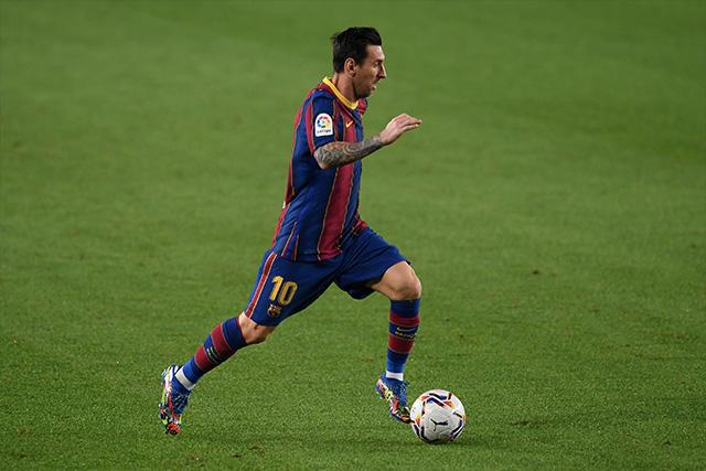 Lionel Messi habla por primera vez tras quedarse en el Barcelona