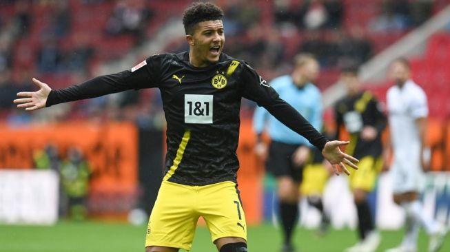Jadon quiere ir al United, el Borussia le baja el precio..