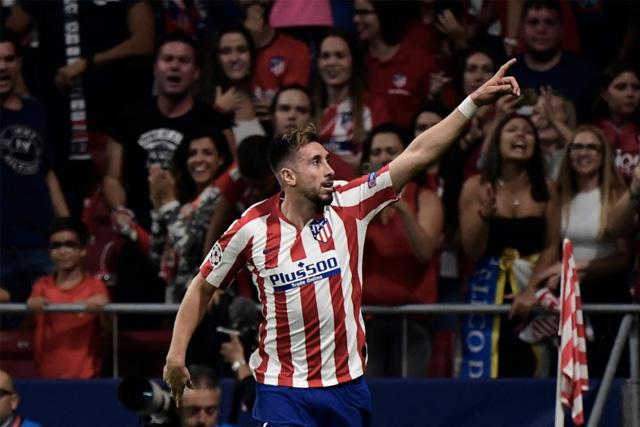 Héctor Herrera rechazó ofertas para ganarse un lugar en el Atlético