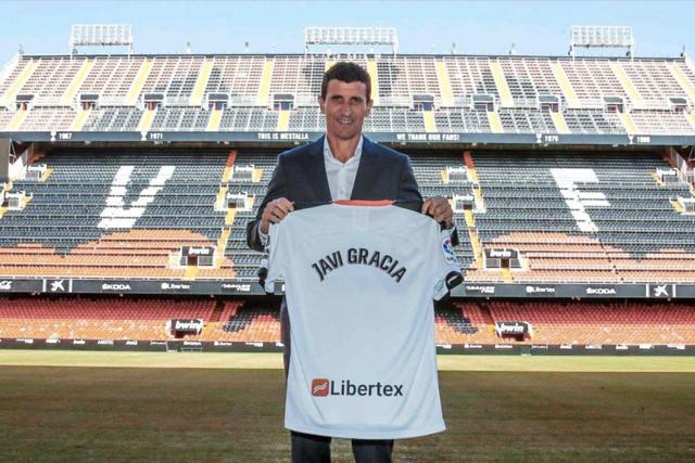 Javi Gracia dejaría al Valencia por la falta de fichajes