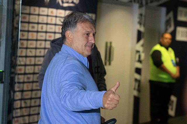 Gerardo Martino destacó el trabajo de tres jugadores del Tri