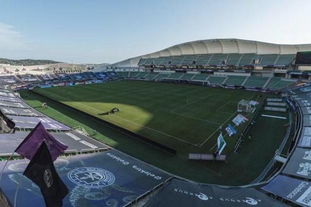 Estadio Kraken de Mazatlán FC