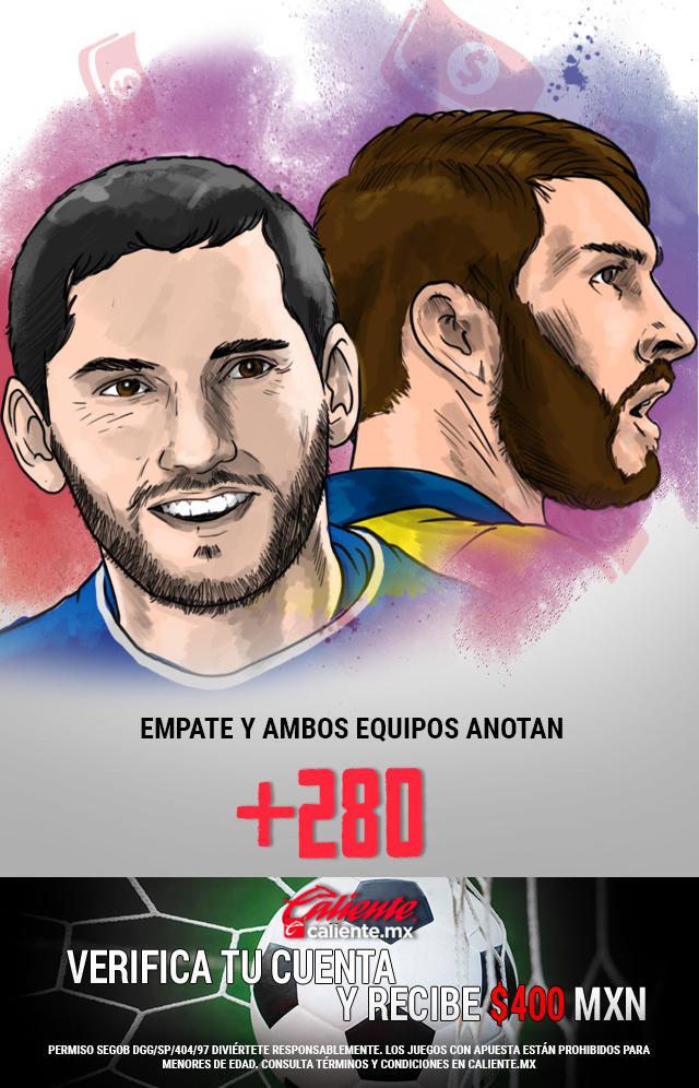 Si crees que el partido Cruz Azul vs Tigres termina en empate, apuesta en Caliente y llévate mucho dinero.