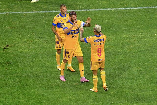 Tigres venció 2-0 a Cruz Azul