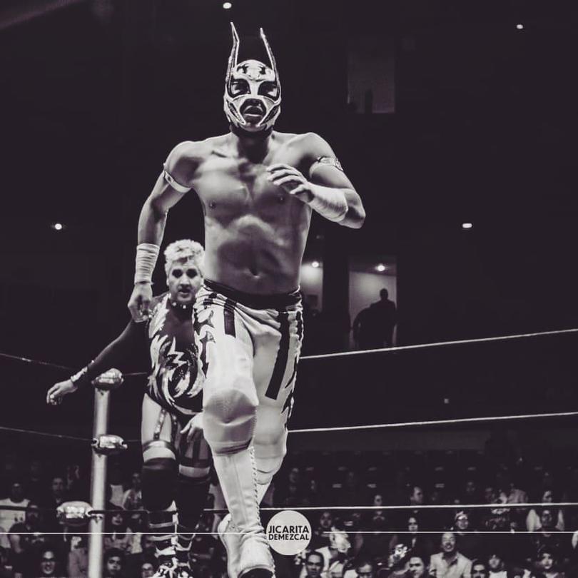 Fallece luchador en plena función de Lucha Libre.