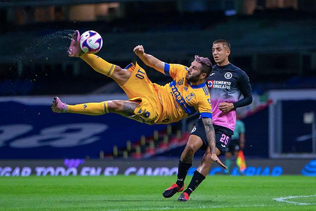 André-Pierre Gignac cerca de entrar al Top-10 de máximos goleadores de la Liga MX en el Siglo XXI