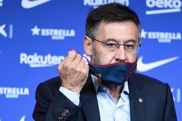 Josep Maria Bartomeu en aislamiento por posible contagio de coronavirus