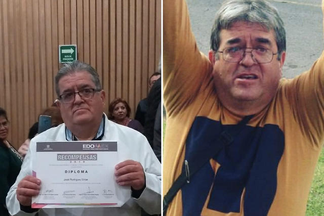Doctor José Rodríguez, aficionado de Pumas
