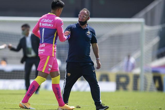 Andrés Lillini se metería a un selecto grupo con Hugo Sánchez y Memo Vázquez