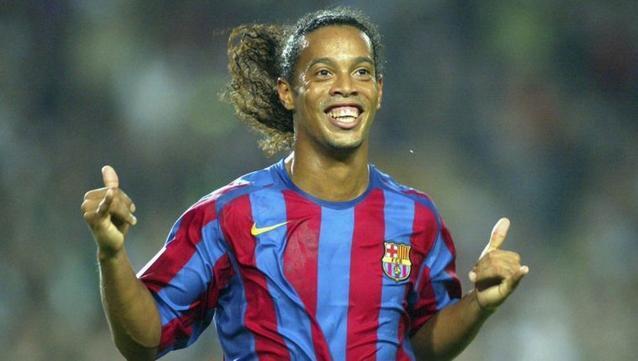 Ronaldinho dio positivo en Covid.