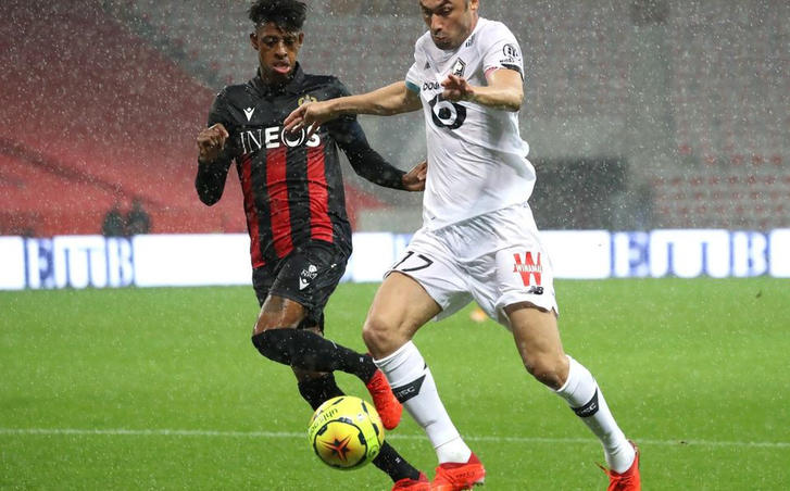 Lille pierde dos puntos como visitante