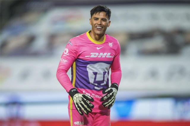 Alfredo Talavera quiere dejar un legado en Pumas