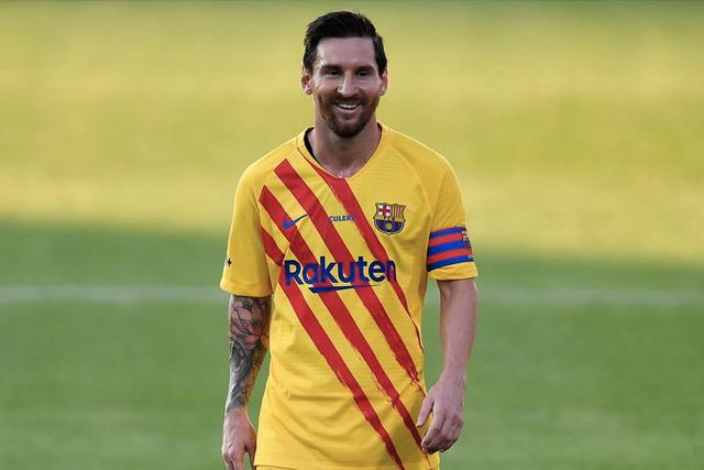 Lionel Messi podría jugar una temporada con Newell's