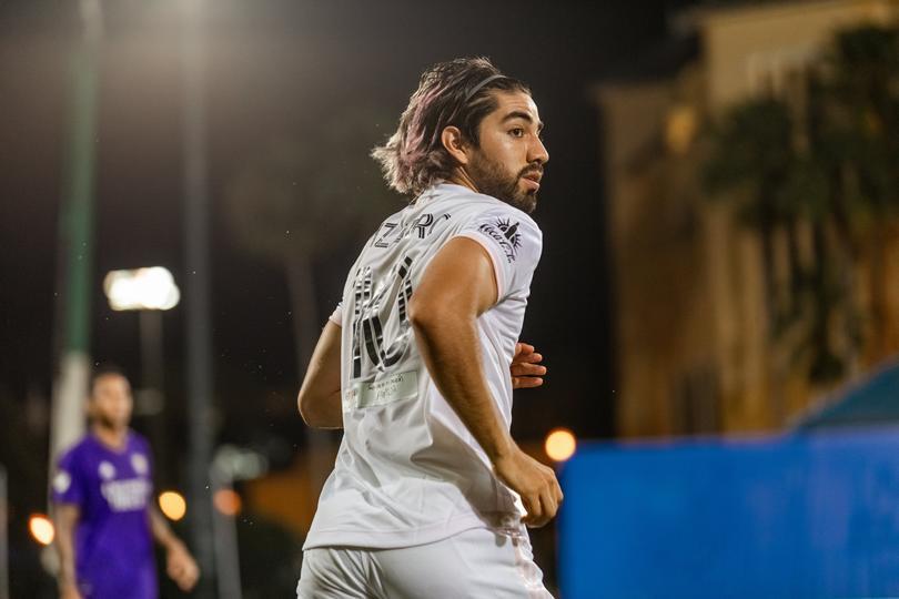 Rodolfo Pizarro con el Inter Miami