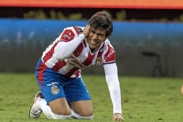 JJ Macías se perdería el partido ante Pumas de la J16