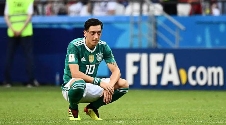 Selección alemana queda eliminada en fase de grupos.