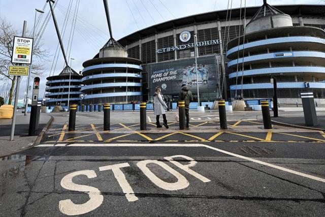 Aficionados boicotean la Premier League