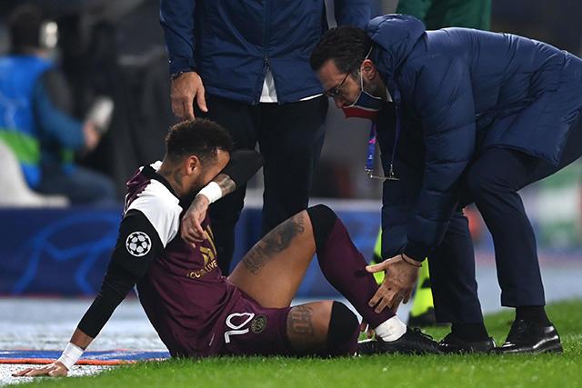 Neymar será baja al menos hasta la Fecha FIFA