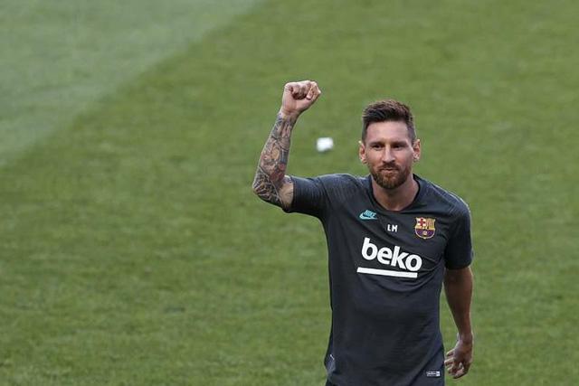 Lionel Messi recibiría un precontrato del City en enero