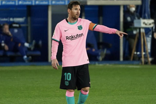 Lionel Messi tendría una fuerte oferta del Inter de Milan