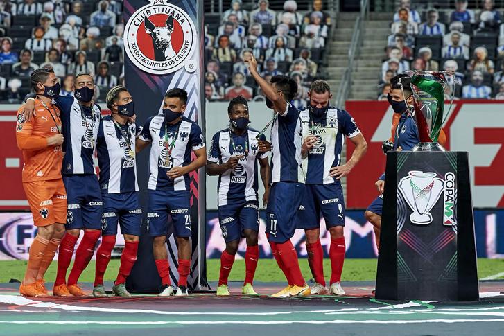 Monterrey campeón de la Copa Mx