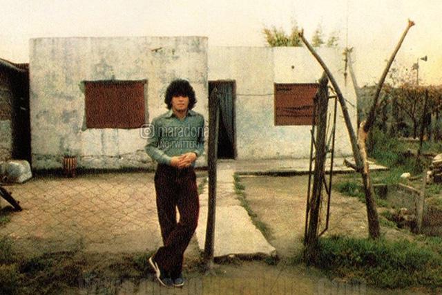 La primera casa de Maradona se convertiría en Patrimonio Cultural