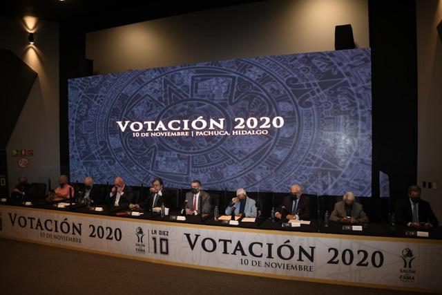 Este martes se llevó a cabo la votación para formar la décima generación del Salón de la Fama