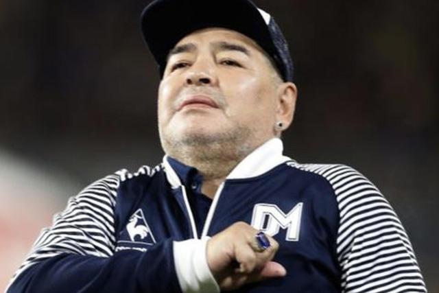 Diego Maradona podría dejar el hospital la tarde de este miércoles