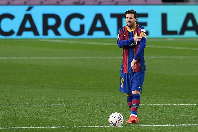 Lionel Messi recibirá millonaria prima de fidelidad