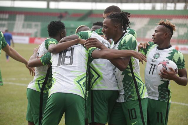 Nigeria empató 4-4 con Sierra Leona