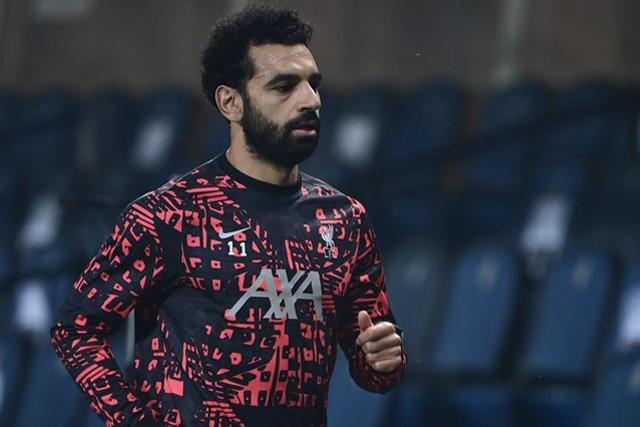 Mohamed Salah con síntomas leves de Covid-19