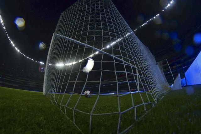 El Estadio Azteca ensaña espectáculo de música  y luces