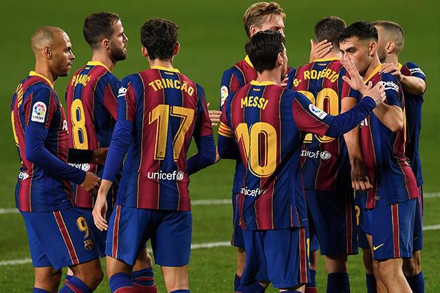 Barcelona es el mejor equipo del S.XXI según estudio