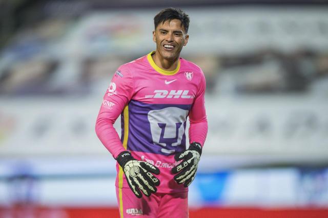 Alfredo Talavera podría reaparecer con Pumas en los cuartos de final