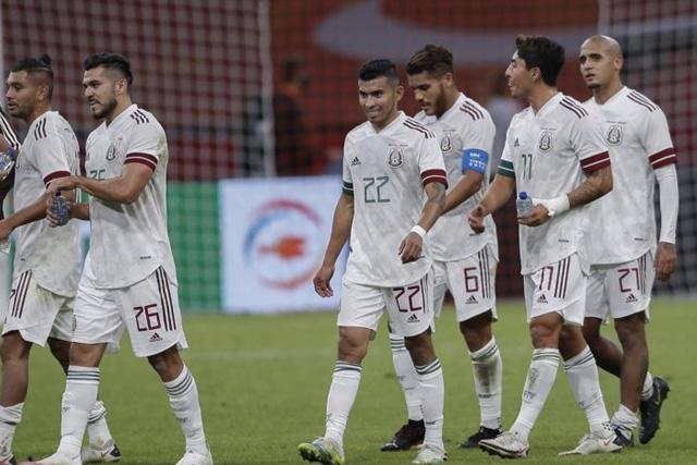 México venció 3-1 a Corea del Sur