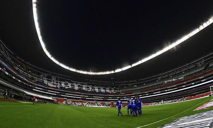 Estadio Azteca vacío