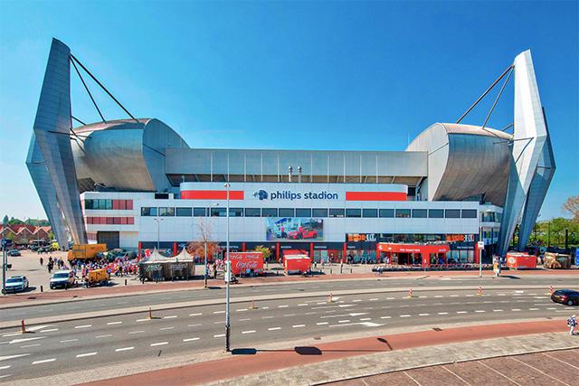 Philips Stadion, casa del PSV