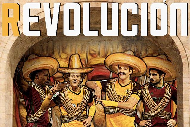 Clubes europeos celebran los 110 años de la Revolución Mexicana