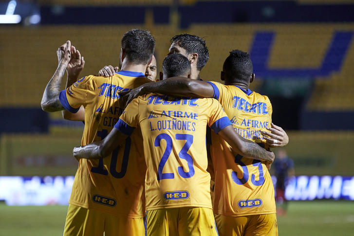 Tigres avanza a cuartos de final