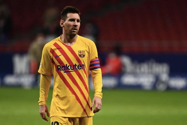 Lionel Messi sería tentado con un plan de 10 años con el Manchester City