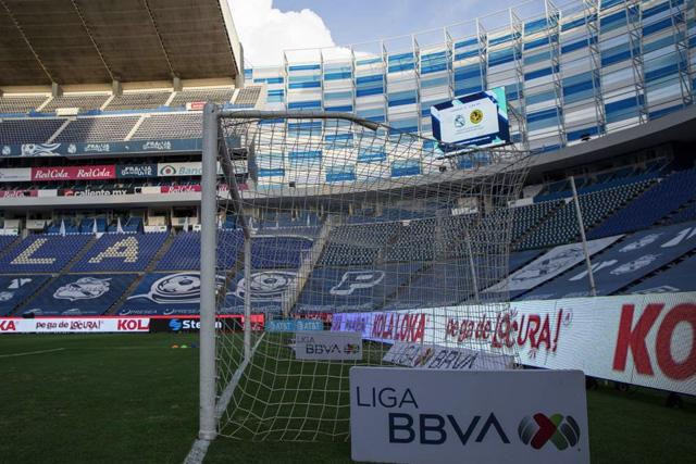 Puebla vs León se juega sin afición en el Cuauhtémoc