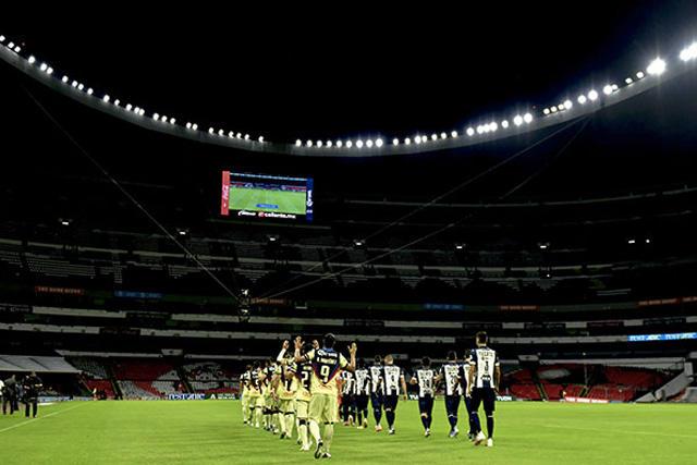 América vs Chivas se juega a puerta cerrada en el Azteca