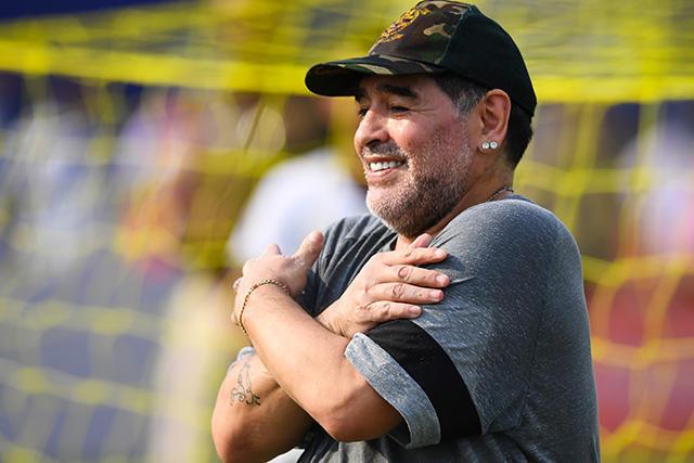 Diego Maradona falleció este miércoles tras sufrir un paro respiratorio