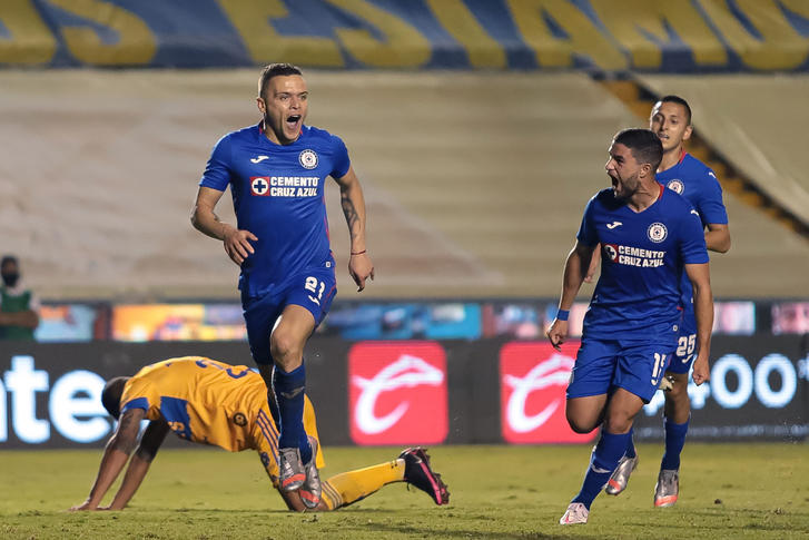 Tigres 1-2 Cruz Azul